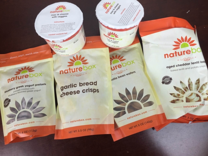 naturebox march 2016 review
