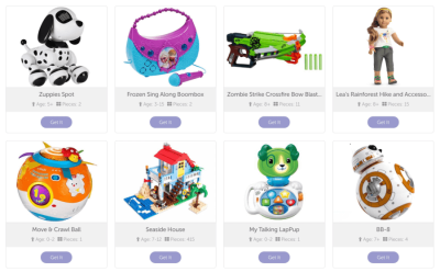 Pley Subscription Changes + 50% Off Coupon – Rent Hot Digital Toys!