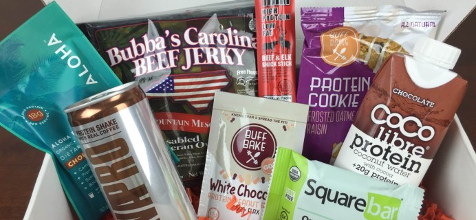 SumoCrate February 2016 Subscription Box Review & Coupon