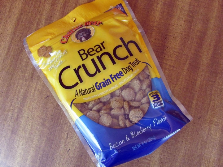 Charlie Bear Bear Crunch