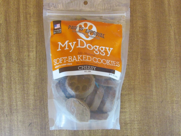 My Doggy Soft Baked Cookies