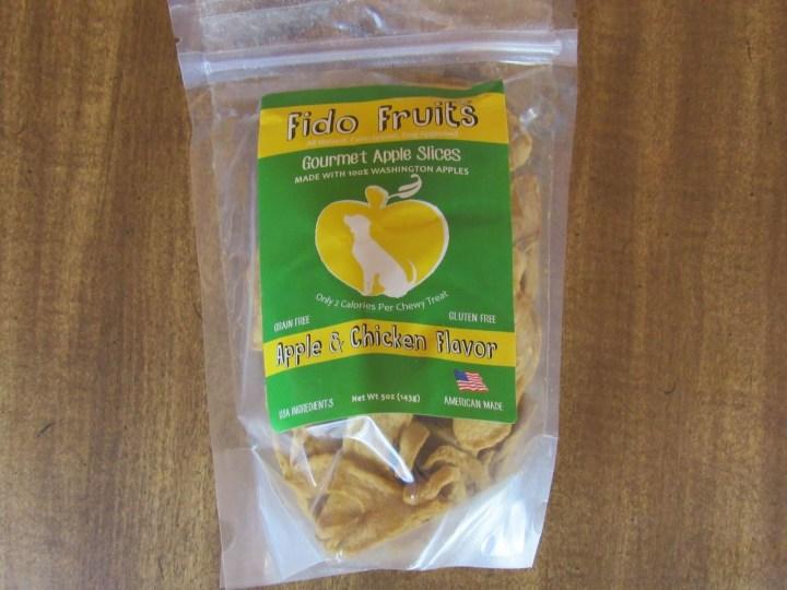 Fido Fruits Gourmet Apple Slices - 5 oz