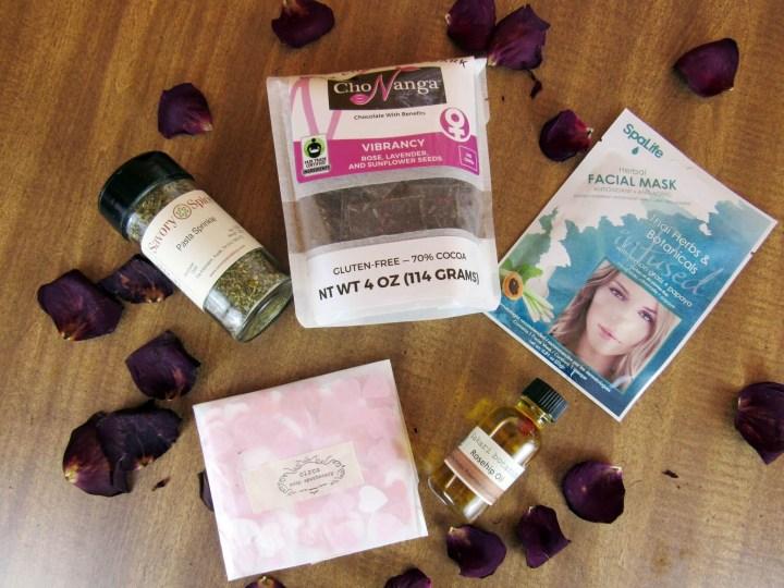 Herbal Bliss February 2016