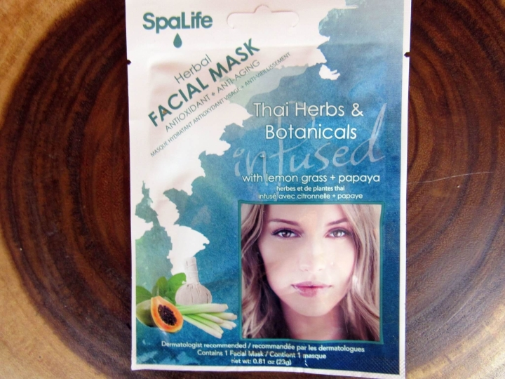 Spa Life Herbal Facial Mask
