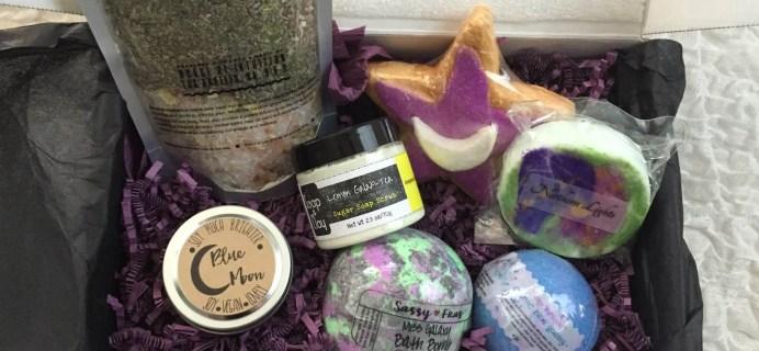 Lavish Bath Box March 2016 Subscription Box Review
