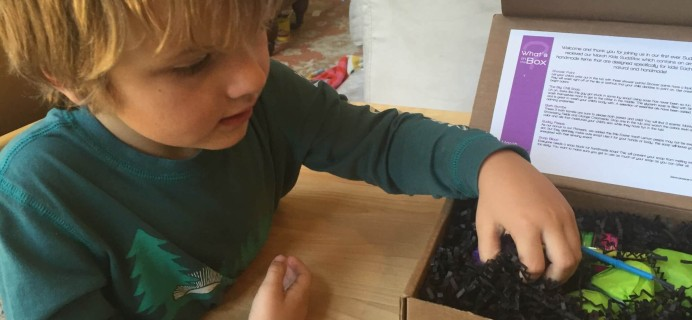 Sudz & Scrubz Kids Sudz Box Review & Coupon –  March 2016