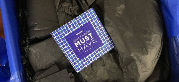 Popsugar Must Have Resort 2016 Special Edition Box Review