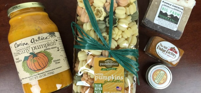 The Pumpkin Batch March 2016 Subscription Box Review & Coupon