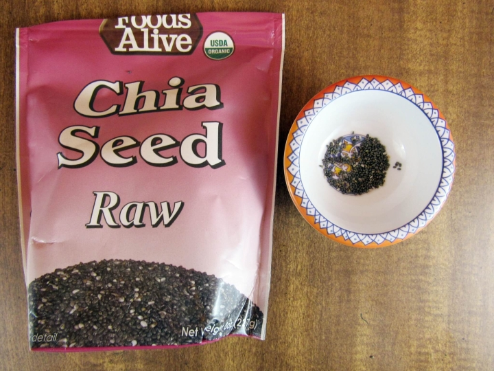 Foods Alive Chia Seed Raw