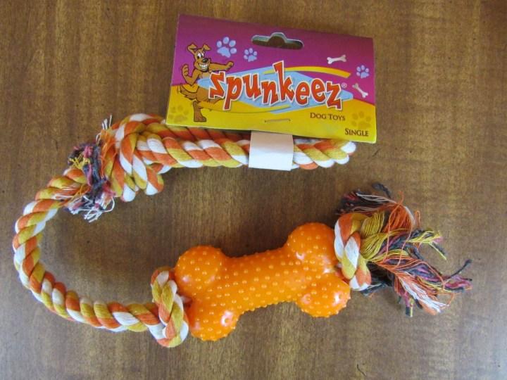 Spunkeez Rope with Nubby