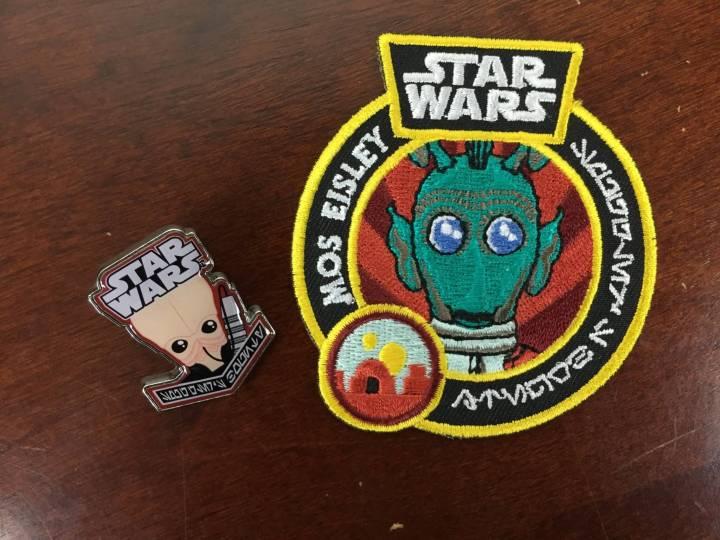 Smuggler's Bounty Star Wars Box March 2016 (1)