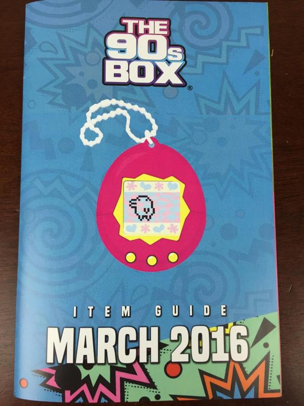 The 90s Box March 2016 (3)