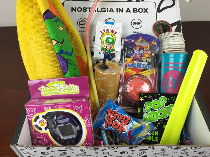 The 90s Box March 2016 review