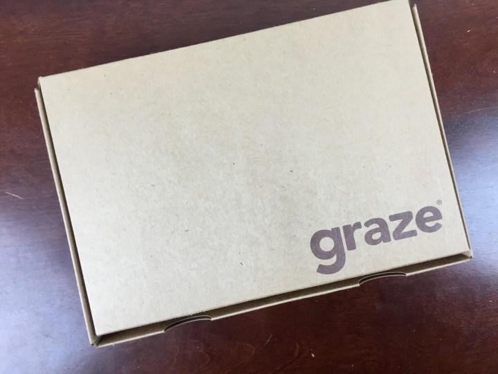 graze march 2016 box