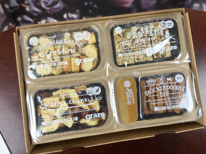 graze march 2016 review