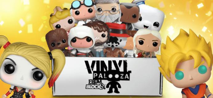 Nerd Block Vinylpalooza On Sale Now!