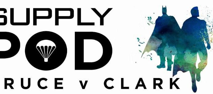 Supply Pod Coupon: Save 15% on Bruce v. Clark April Box!
