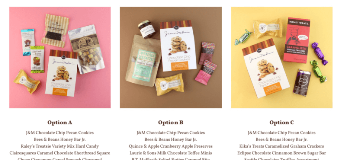 Free Add-On Sweets for New Treatsie Subscribers!