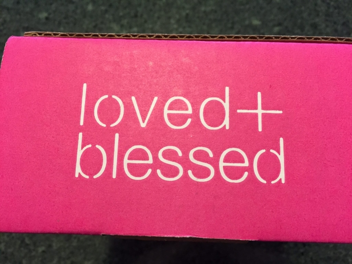 loved & blessed - 1