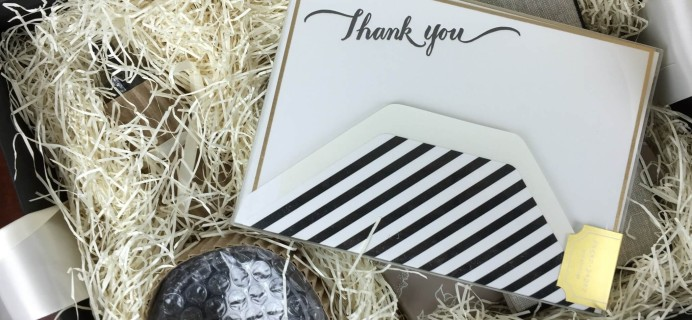Mostess Box February 2016 Review & Coupon