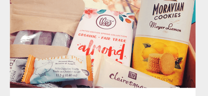 Orange Glad Free March Box with Subscription!