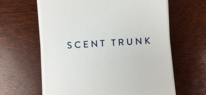 Scent Trunk for Men Subscription Box Review & Coupon – March 2016