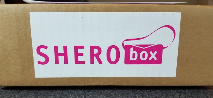 SheroBox March 2016 Subscription Box Review & Coupon