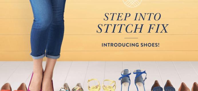 Stitch Fix Now Has SHOES!