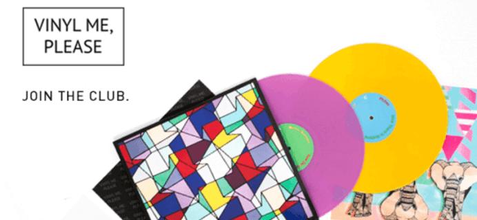 Vinyl Me, Please March 2017 Spoilers!