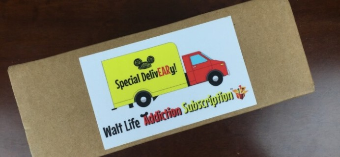 Walt Life Addiction Subscription April 2016 Subscription Box Review