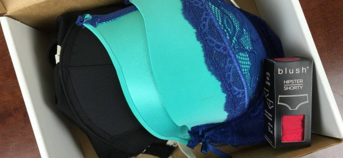 March 2016 Wantable Intimates Subscription Box Review