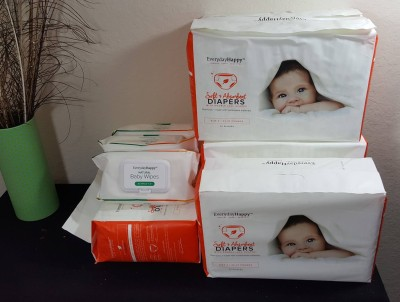 Everyday Happy Diaper Care Kit Subscription Review