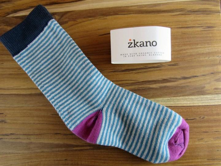 Zkano Organic Cotton Socks