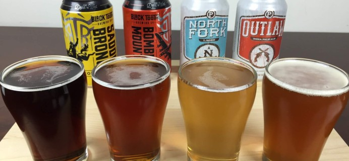 Craft Beer Club April 2016 Subscription Box Review