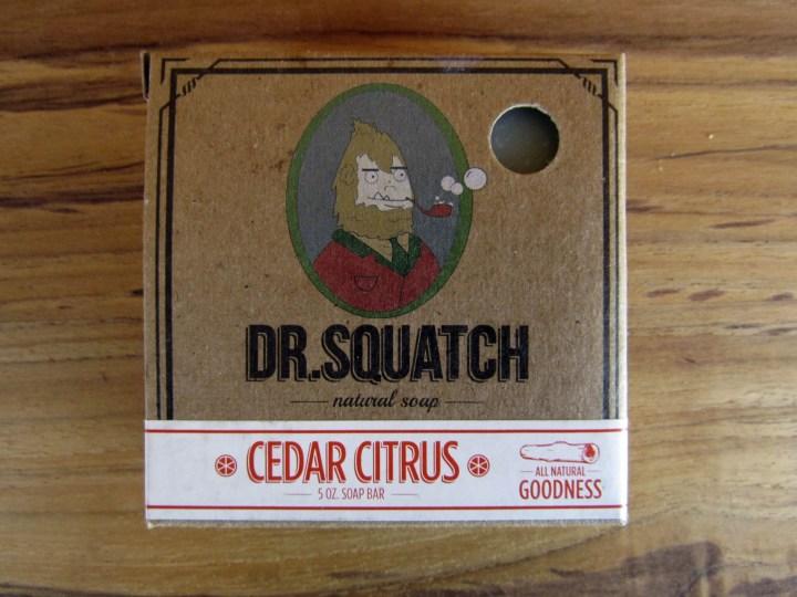Cedar Citrus Soap