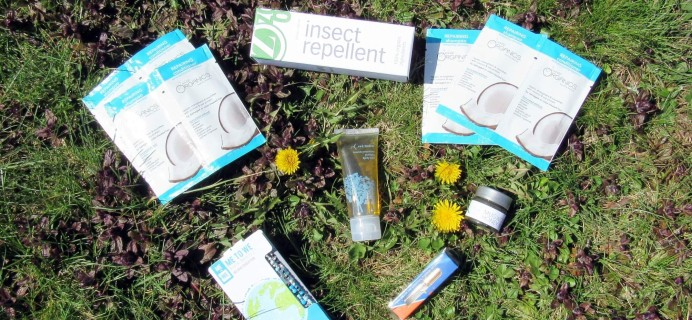 Goodbeing Subscription Box Review – April 2016