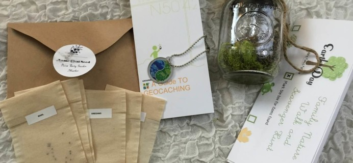 Whimsy Mail April 2016 Subscription Box Review