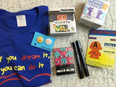 Generation-A March 2016 Subscription Box Review and Coupon