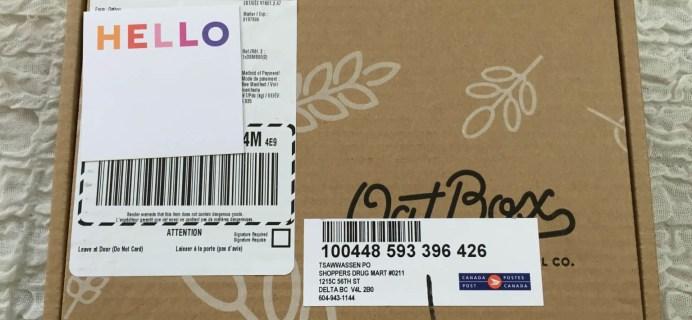 OatBox April 2016 Subscription Box Review & Coupon