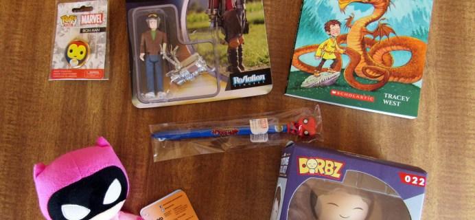 Kids Prize Pack Subscription Box Review & Coupon – April 2016