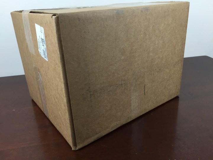 Mostess Box Spring 2016 box