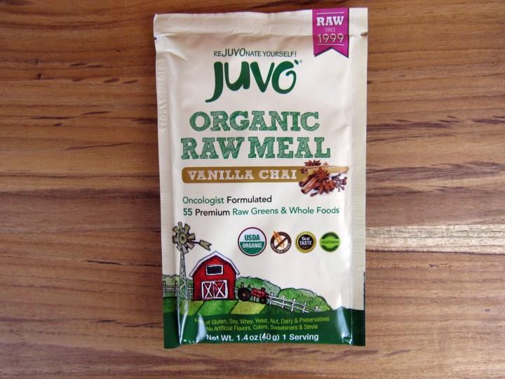 Juvo Organic Raw Meal