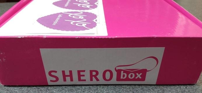 SheroBox April 2016 Subscription Box Review & Coupon