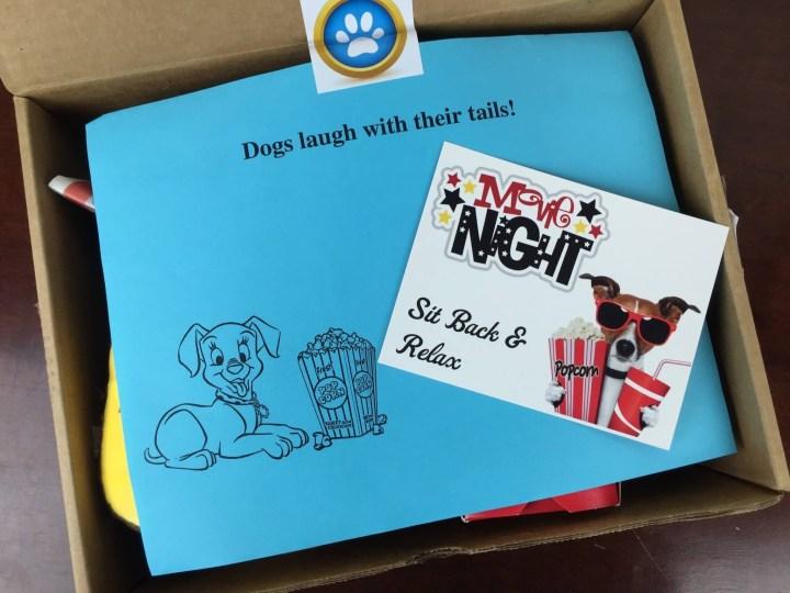 Surprise My Pet Box April 2016 unboxing