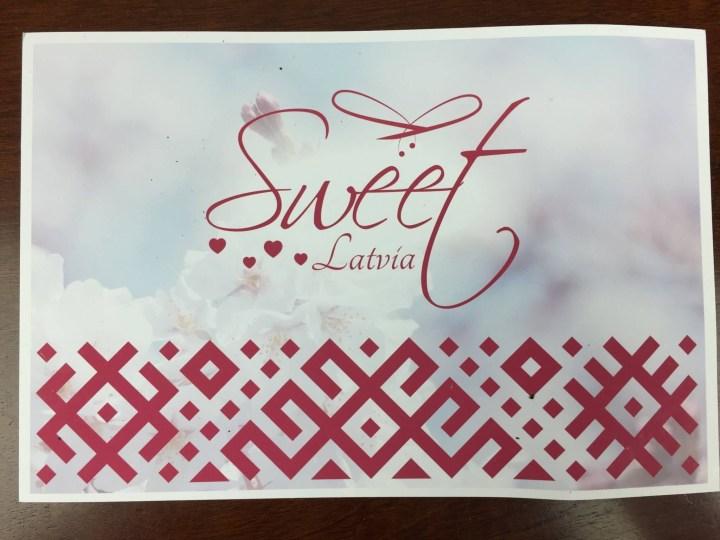 Sweet Latvia Box April 2016 (2)