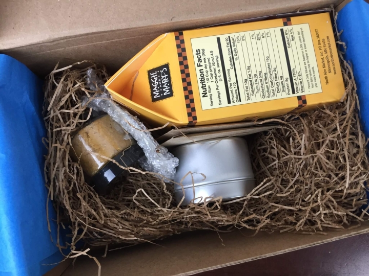 The Pumpkin Batch Box April 2016 unboxed