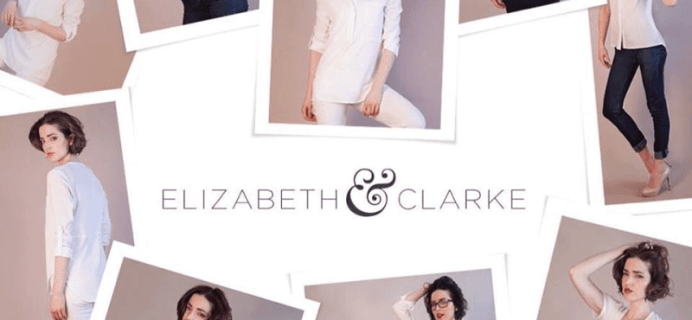 Elizabeth & Clarke Winter 2016 Collection Spoilers & Coupon