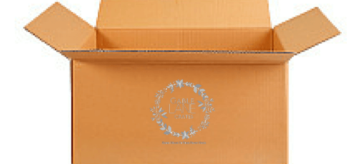 Gable Lane Crates Mother's Day Box Available + Spoilers