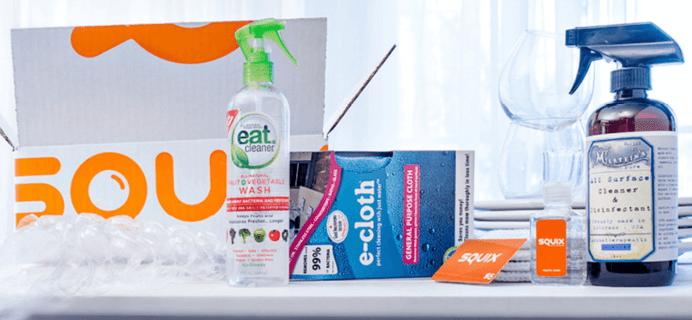FREE Squix Germ-Fighting Subscription Box
