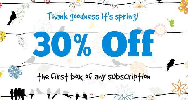 Bramble Box 30% Off First Box Coupon!